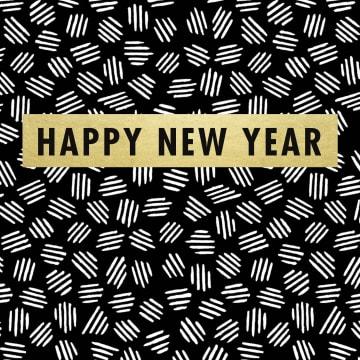 - nieuwjaarskaart-zakelijk-streepjespatroon