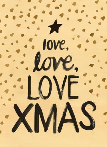 - kerstkaart-love-love-love-xmas