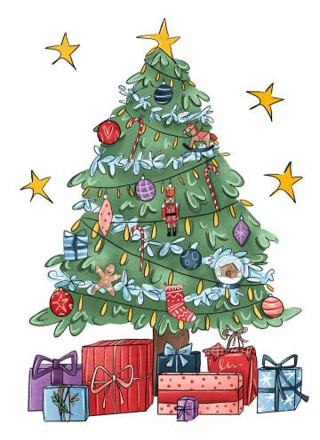 - kerstkaart-hip-kerstboom-getekend-matia-studio