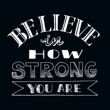 - text-it-kaart-believe-in-how-strong-you-are