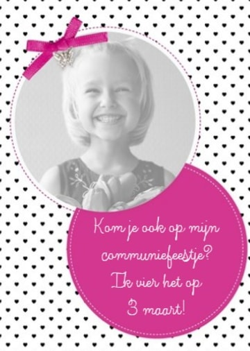 - fotokaart-zwart-wit-met-roze-cirkel
