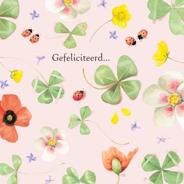 - Kaart-flowers-by-Marjolein-Bastin-Gefeliciteerd