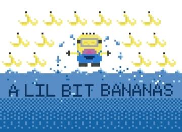 - Beterschapskaart-Minions-a-lil-bit-bananas