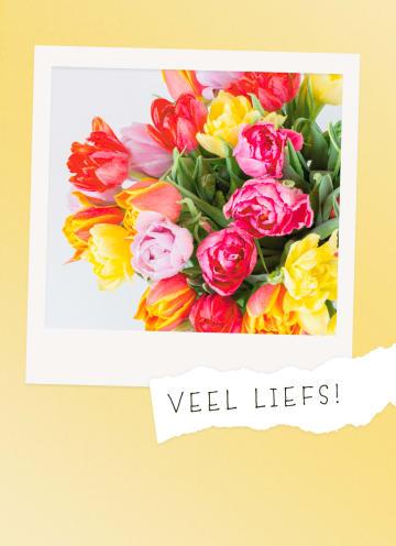 - lente-kaart-boeket-bloemen-veel-liefs