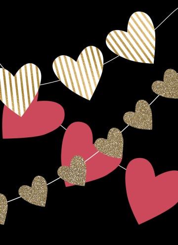 - valentijnskaart-stijlvol-slinger-van-hartjes
