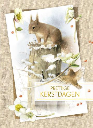 - eekhoorn-op-boomstronk-van-marjolein-bastin
