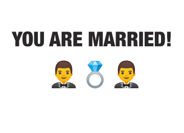 - huwelijk-kaart-getrouwd-emojis-man-man
