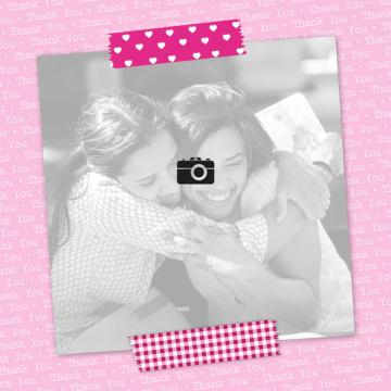 - fotokaart-roze-fotokader