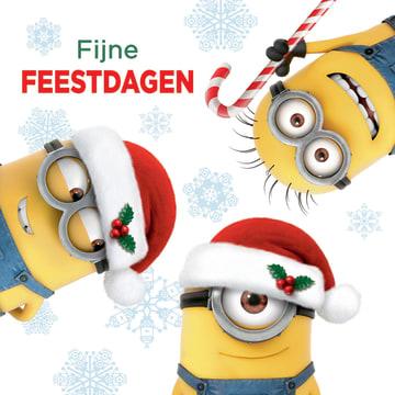 - kerst-minions-fijne-feestdagen