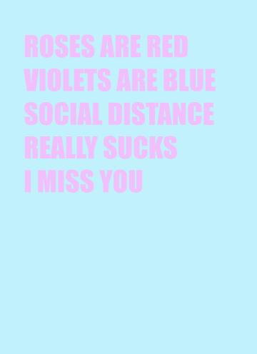 - Liefdeskaart-man-vrouw-social-distance-sucks