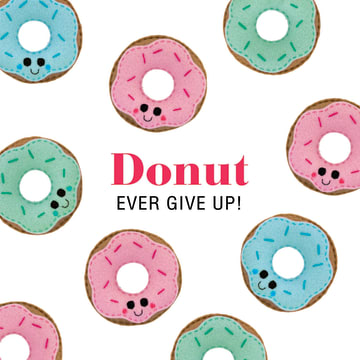 - donut-ever-give-up-blije-wolkjes
