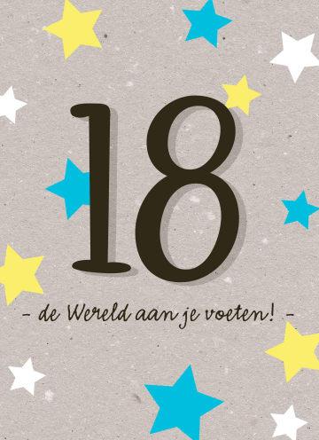- Verjaardagskaart-18-de-wereld-aan-je-voeten