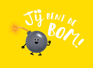 - jij-bent-de-bom