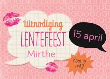 - uitnodiging-lentefeest-roze