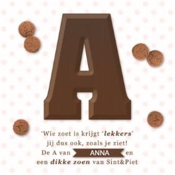 - sinterklaas-chocoladeletter-A