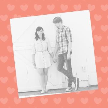- fotokaart-vierkant-blanco-simpel-hartjes-achtergrond