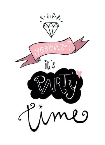 - Party-diamant