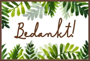 - botanical-bedankt