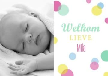 - fotokaart-welkom-lieve-kleine