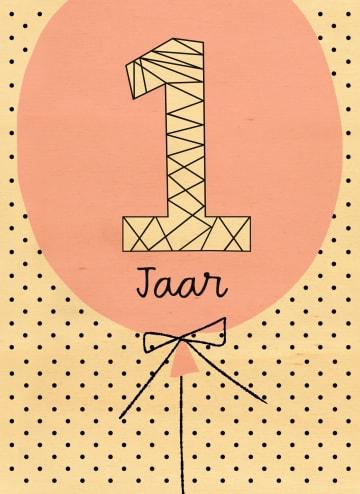 - houten-kaart-verjaardag-meisje-1-jaar-oud