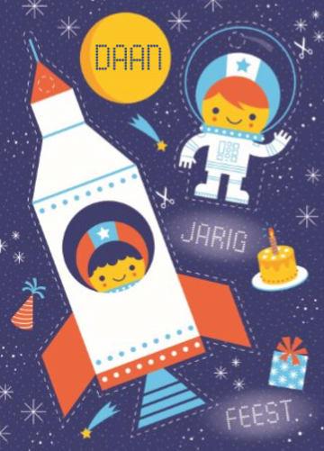 - hoera-jarig-ruimte-raket-