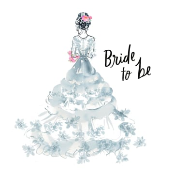 - bride-to-be