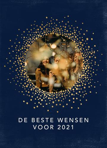 - nieuwjaar-fotokaart-donkerblauw-rond-kader
