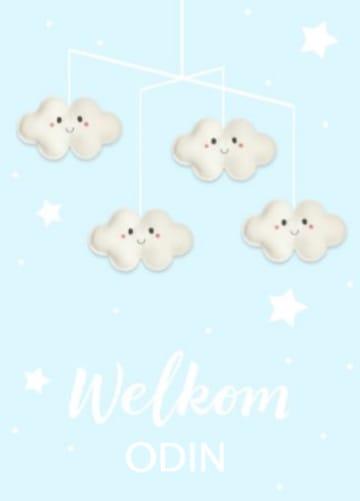 - welkom-met-blauwe-blije-wolkjes-mobile