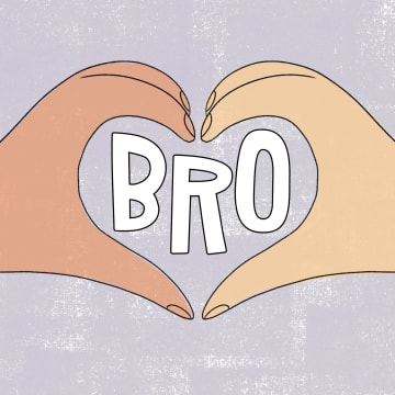 - bro