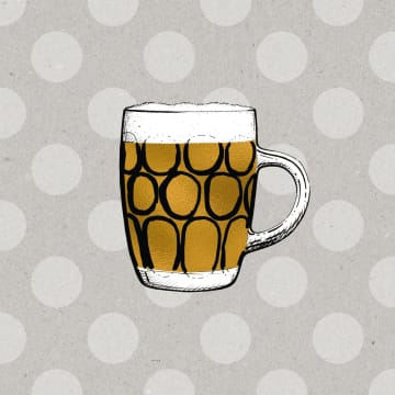 - pul-bier-met-stippen