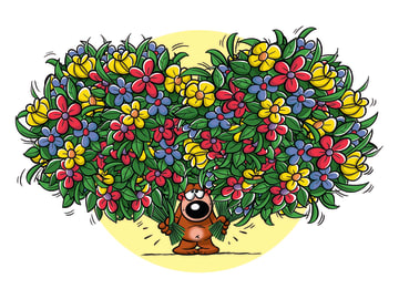 - funny-mail-blanco-bos-bloemen