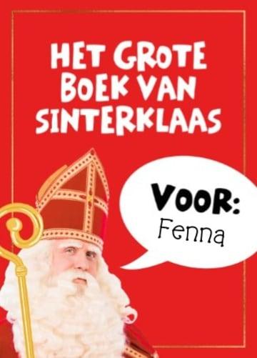 - Sinterklaaskaart-Het-grote-boek-van-Sinterklaas