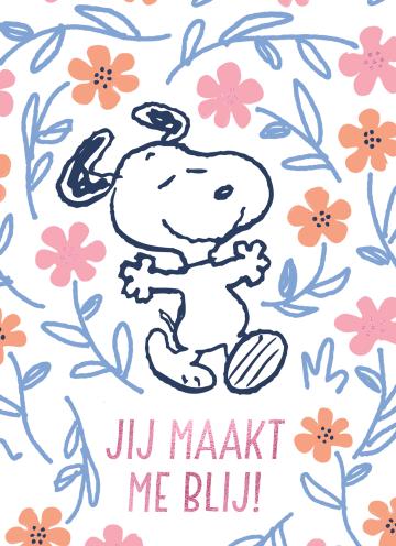 - lente-kaart-snoopy-jij-maakt-me-blij