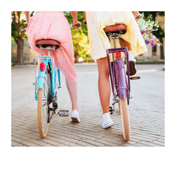 - Vriendschapskaart-samen-fietsen