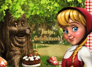 - roodkapje-voor-lachende-boom