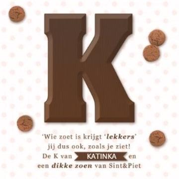 - sinterklaas-chocoladeletter-K