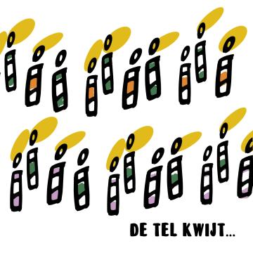 - de-tel-kwijt