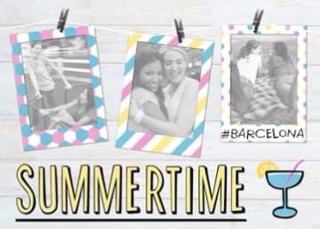 - summertime-fotokaart