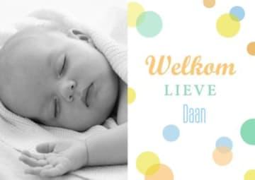 - fotokaart-welkom-lief-kleintje