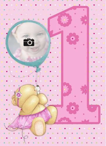 - fotokaart-forever-friends-roze-beertje-1