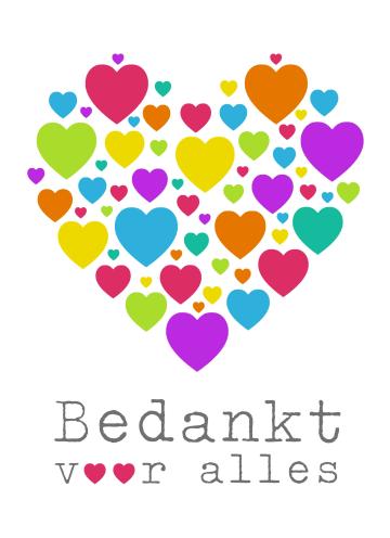 - hart-van-gekleurde-hartjes