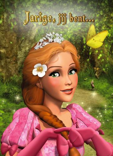 - jij-bent-een-prinses-met-vlinder