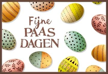 - fijne-paasdagen-eieren-chocolade