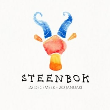 - sterrenbeeld-kaart-steenbok