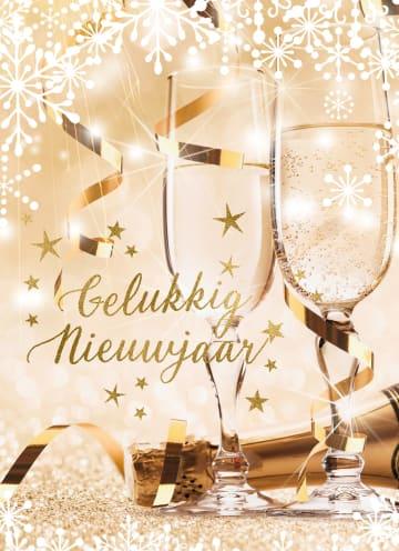 - nieuwjaarskaart-zakelijk-slingers-en-champagne