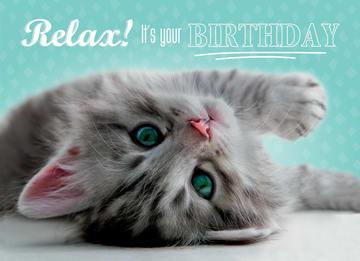 - verjaardagskaart-met-de-tekst-relax-its-your-birthday