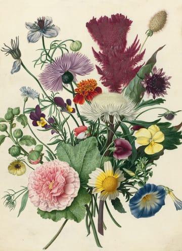 - studio-art-kaart-van-schilderij-met-bloemen-blanco