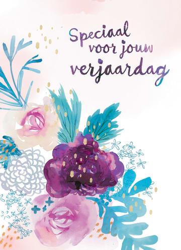 - aquarel-bloemen