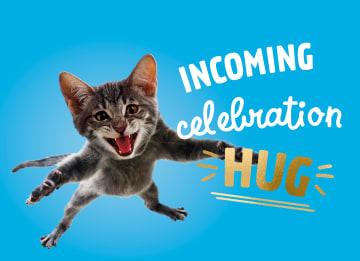- Felicitatie-kaart-man-vrouw-incoming-celebration-hug