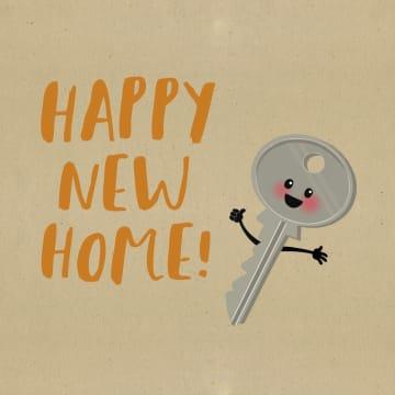 - happy-new-home-sleutel